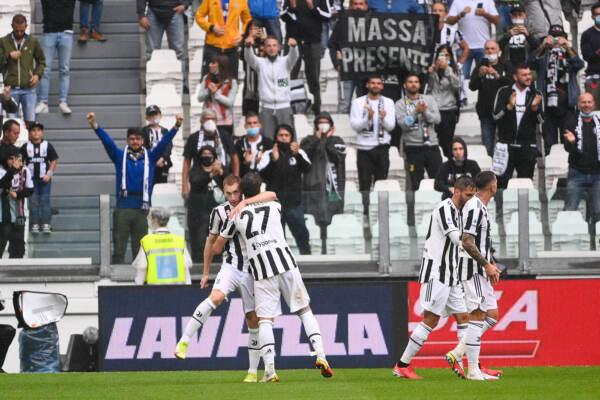 Serie A: Juventus-Sampdoria 3-2 finale