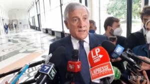 """Fisco, Tajani: """"La casa non si tocca, saremo durissimi"""""""