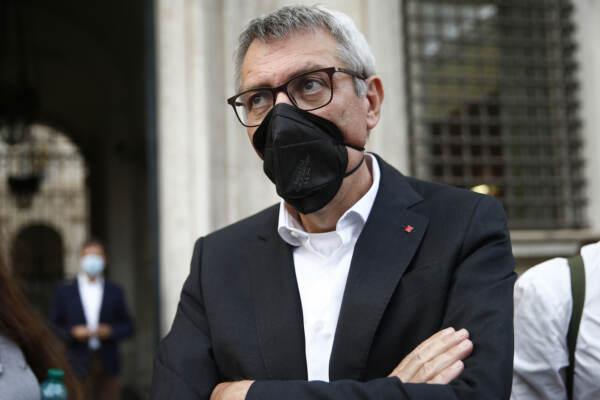 Roma, incontro governo sindacati su Green Pass