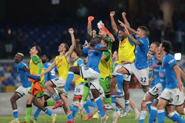 Napoli vs Cagliari - Serie A TIM 2021/2022