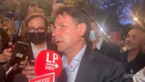 """Torino, Conte: """"Elettori non sono pacchi, andiamo avanti da soli"""""""