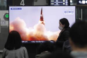 Nord Corea, Seul: Sparato proiettile non identificato in Mar Cinese Orientale