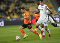 Shakhtar Donetsk vs Inter - Champions League 2021/2022