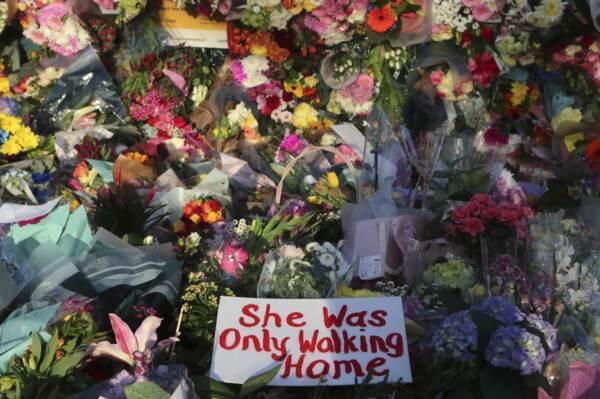 Britain Woman Slain