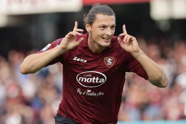 Serie A, prima vittoria per la Salernitana: Genoa sconfitto 1-0