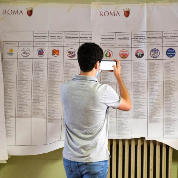 Elezioni Comunali Roma 2021, romani al voto per eleggere il nuovo sindaco