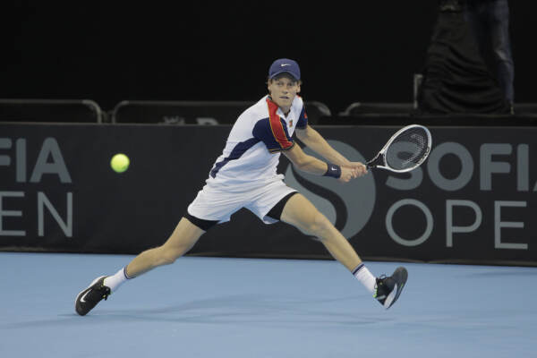 Jannik Sinner vs Gael Monfils - Tennis, ATP 250 di Sofia