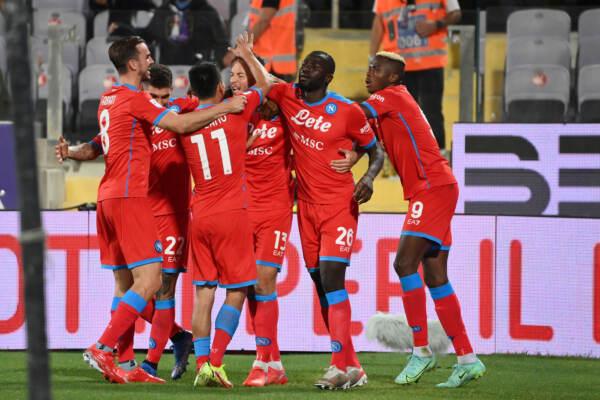 Fiorentina vs Napoli - Serie A 2021/2022