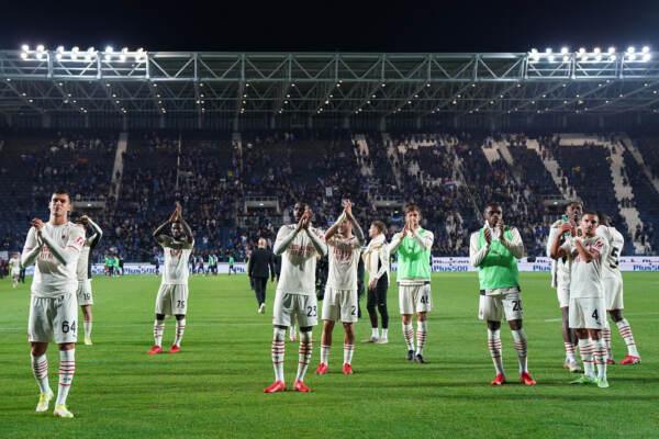 Atalanta vs Milan - Serie A TIM 2021/2022