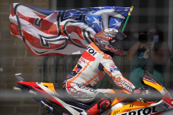 Motomondiale, GP delle Americhe 2021: la gara della MotoGp a Austin