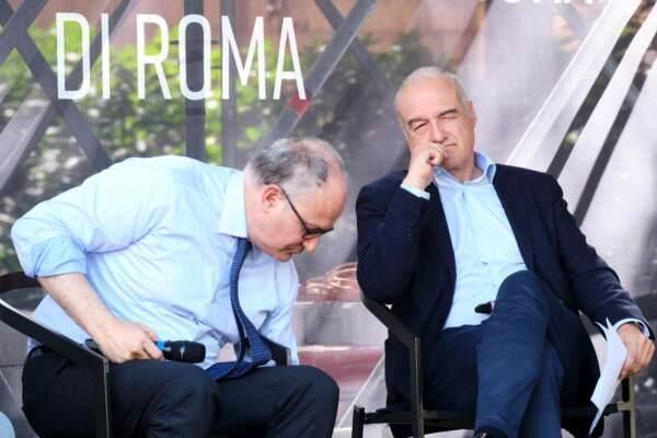 Elezioni comunali Roma, confronto tra i candidati a sindaco di Roma