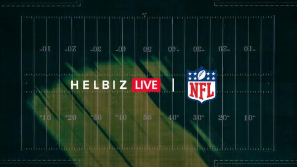 Helbiz Media, accordo per trasmettere la Nfl in Italia