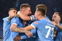 Lazio vs Inter - Serie A TIM 2021/2022