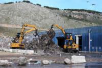 Emergenza rifiuti a Palermo, la discarica di Bellolampo satura