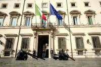 Governo Draghi, via vai a Palazzo Chigi per riunione del Consiglio dei Ministri