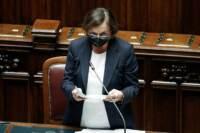 Camera dei Deputati - Informativa della Ministra Lamorgese sugli scontri di Roma