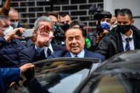 Elezioni Comunali Milano 2021, Silvio Berlusconi al voto
