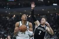 Milwaukee Bucks vs Brooklyn Nets - Basket Nba