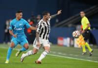 Champions League, Zenit vs Juventus