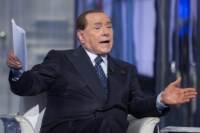 Silvio Berlusconi ospite a Porta a Porta