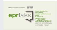 Clima: l'Italia e la transizione ecologica, processo green a Ecomondo