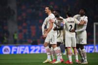 Bologna vs Milan - Serie A TIM 2021/2022