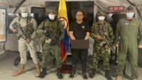 Colombia arreststo Dairo Antonio Usuga A